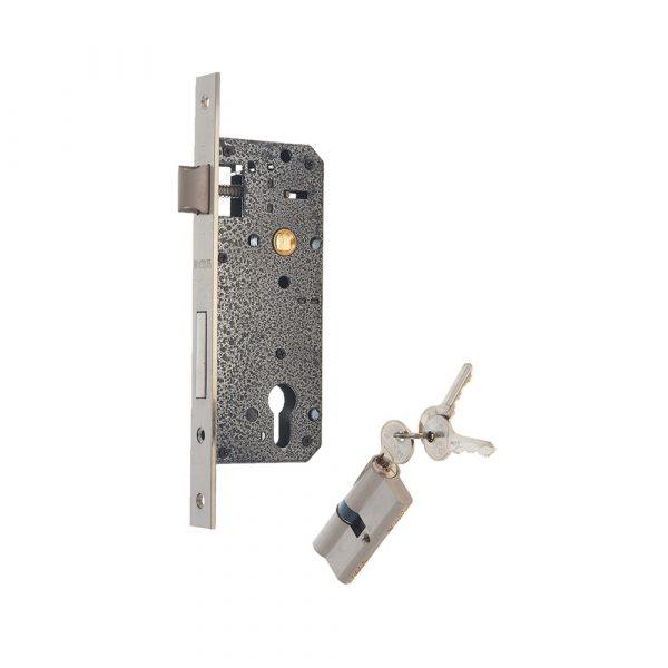 rexel-lockbody-brass-sn