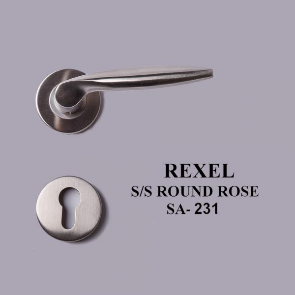 rexel door handle