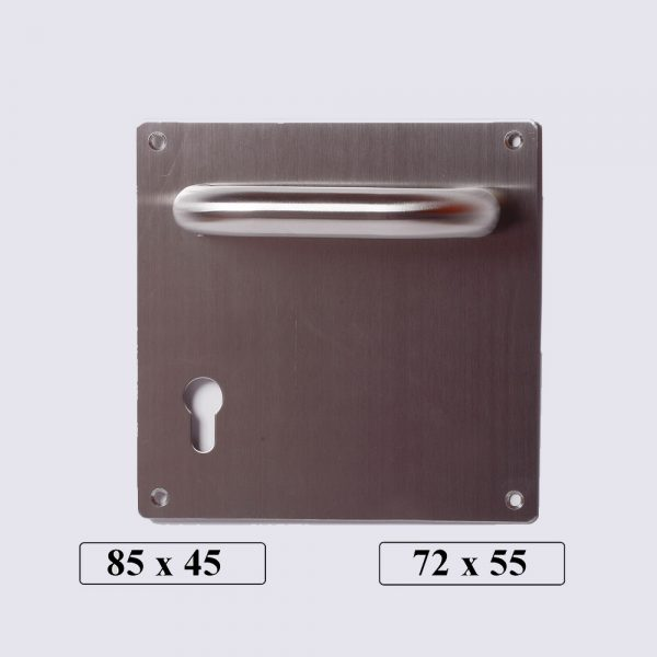 rexel-ss-square-plate-72mm