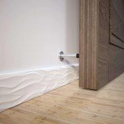 Door mounted hanger stopper img